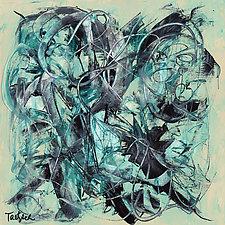 Modern Art Twenty-Eight by Lynne Taetzsch (Acrylic Painting)