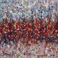 Modern Art Thirty by Lynne Taetzsch (Acrylic Painting)