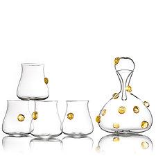 Festa Collection by Vetro Vero (Art Glass Drinkware)