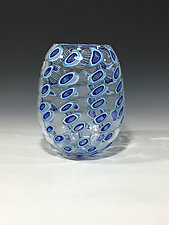 Venetian Vase by John Gibbons (Art Glass Vase)