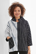 Versus Shibori Top by Steve Sells Studio  (Woven Tunic)