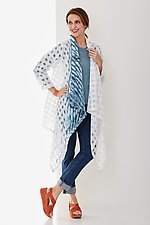 Bold Plaid Kate Jacket by Steve Sells Studio (Woven Jacket)