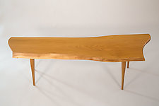 Mira by Blaise Gaston (Wood Coffee Table)