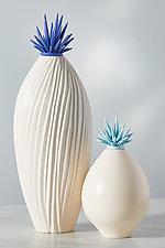 Sea Spray Urchins by Natalie Blake (Ceramic Vessel)