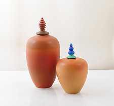 Moroccan Spice by Natalie Blake (Ceramic Vessel)