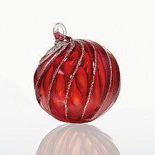Magic Spell by Kenny Pieper (Art Glass Ornament)