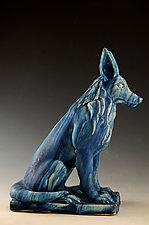 Sentinel 2 by Daniel Slack (Ceramic Sculpture)