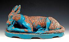 June 9 by Daniel Slack (Ceramic Sculpture)