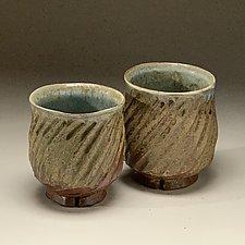 Pair of Tea Cups by Steve Murphy (Ceramic Drinkware)