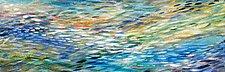 Stream by Stephen Yates (Acrylic Painting)