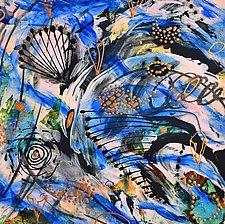 Seashore by Stephen Yates (Acrylic Painting)