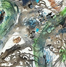 Nature Study IV by Stephen Yates (Acrylic Painting)
