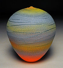 Color Bands by Nicholas Bernard (Ceramic Vessel)