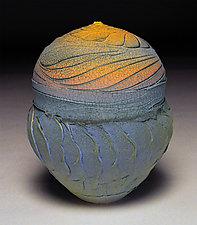 Taj Vessel by Nicholas Bernard (Ceramic Vessel)