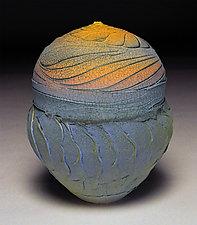 Taj Vessel by Nicholas Bernard (Ceramic Vessel)