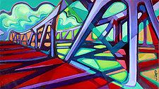 LaSalle by Jason Watts (Oil Painting)