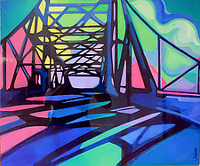 Skyway I by Jason Watts (Oil Painting)