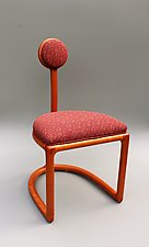 Donut Chair by Tracy Fiegl (Wood Chair)
