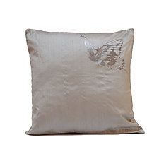 Butterfly by Helene  Ige (Silk Pillow)