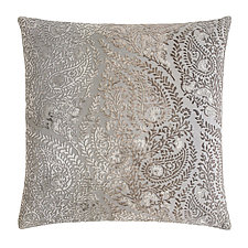 Henna Velvet Pillow by Kevin O'Brien (Silk Velvet Pillow)