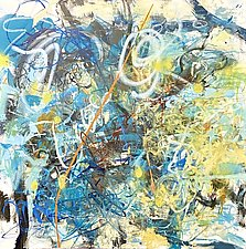 Driven by Theresa Vandenberg Donche (Acrylic Painting)