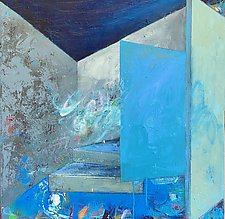 Rooms-Coming or Going by Theresa Vandenberg Donche (Acrylic Painting)