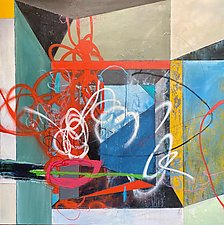 Rooms-Fixture by Theresa Vandenberg Donche (Acrylic Painting)