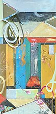Poetry & Passage by Theresa Vandenberg Donche (Acrylic Painting)