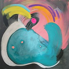 Full Belly by Amantha Tsaros (Acrylic Painting)