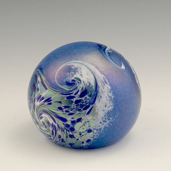 Ocean Wave Paperweight