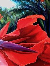 Vivid by Hunter Jay (Acrylic Painting)