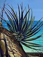 Tenacity by Hunter Jay (Acrylic Painting)