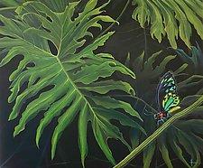 Tropicalia by Hunter Jay (Acrylic Painting)