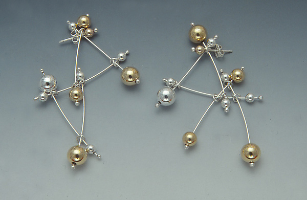 Constellation Earrings II