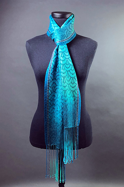 Waves Scarf