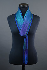 Twill Scarf by Mindy McCain (Tencel Scarf)