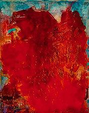 Long Pond 6 by Virginia Bradley (Oil Painting)