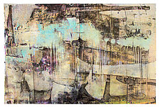 Catena 2 by Virginia Bradley (Oil Painting)
