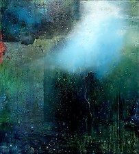 Landing 5 by Virginia Bradley (Oil Painting)