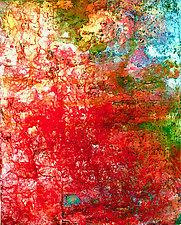 Playa Santa 20 by Virginia Bradley (Oil Painting)