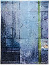 Catena 6 by Virginia Bradley (Oil Painting)