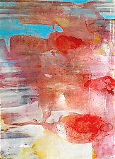 Soudan 5 by Virginia Bradley (Oil Painting)
