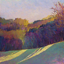 Illuminated Autumn by Ken Elliott (Giclee Print)