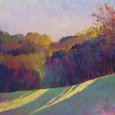Illuminated Autumn by Ken Elliott (Giclee Print)