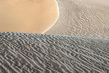 Death Valley Dunes by Barry Guthertz (Color Photograph)