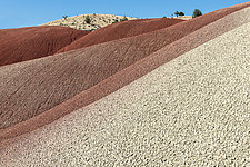 Painted Hills, Oregon by Barry Guthertz (Color Photograph)
