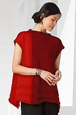 Colorblock Flair Sweater by Kaoru Izushi (Knit Sweater)