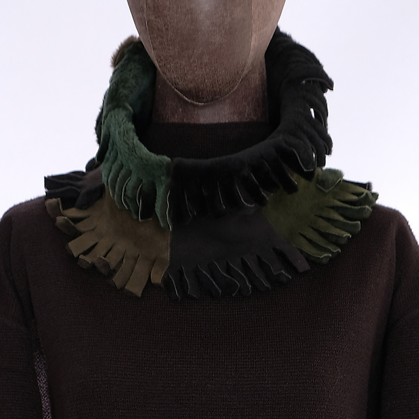 Shearling Cowl IV