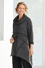 Seesaw Tunic & Cowl by Lisa Bayne  (Knit Tunic)
