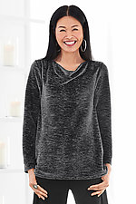 Mercury Top by Lisa Bayne  (Knit Top)